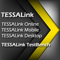 TESSALink safety and maintenance software